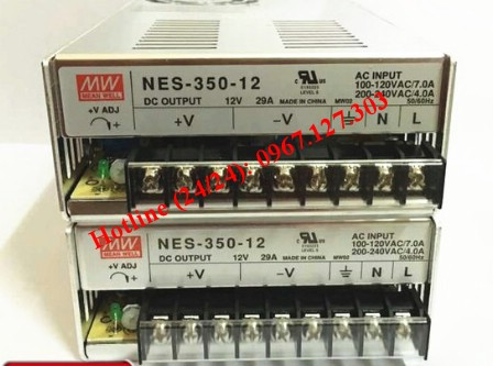 MEAN WELL NES-350-12 ( 12V/29A)