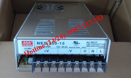 MEAN WELL NES-350-15( 15V/23.2A)