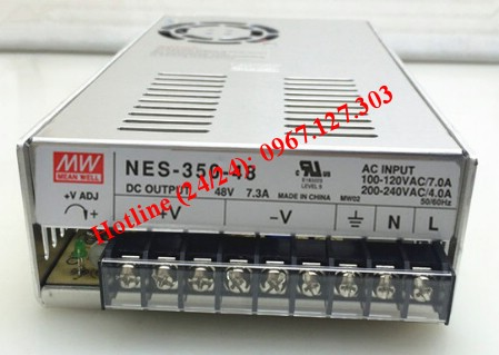 MEAN WELL NES-350-48 ( 48V/7.3A)