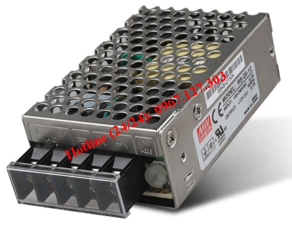 MEAN WELL RS-25-12 (12V/2.1A)