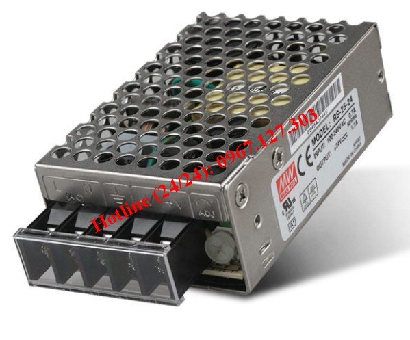MEAN WELL RS-25-24 (24V/1.1A)
