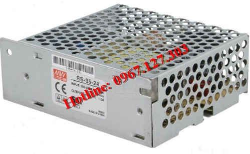 MEAN WELL RS-35-24 (24V/1.5A)