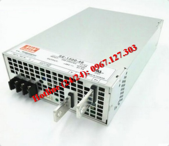 MEAN WELL SE-1500-48 ( 48V/31.3A)