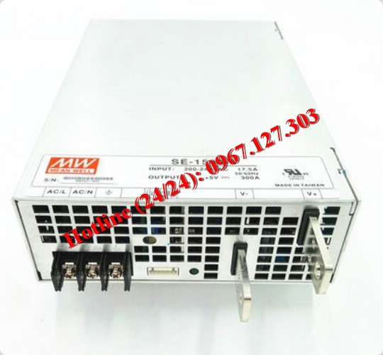 MEAN WELL SE-1500-5 ( 5V/300A)
