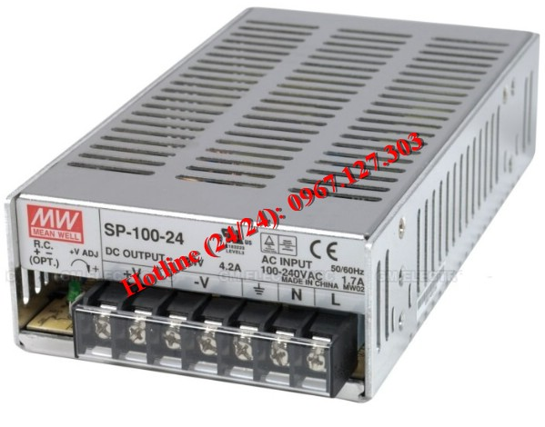 MEAN WELL SP-100-24 (24V/4.2A)