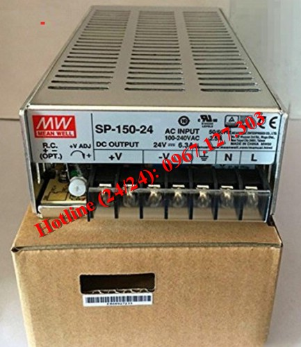 MEAN WELL SP-150-24 (24V/6.3A)