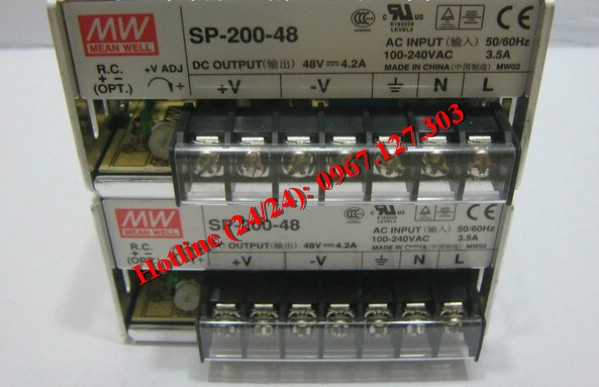 MEAN WELL SP-200-48 (48V/4.2A)