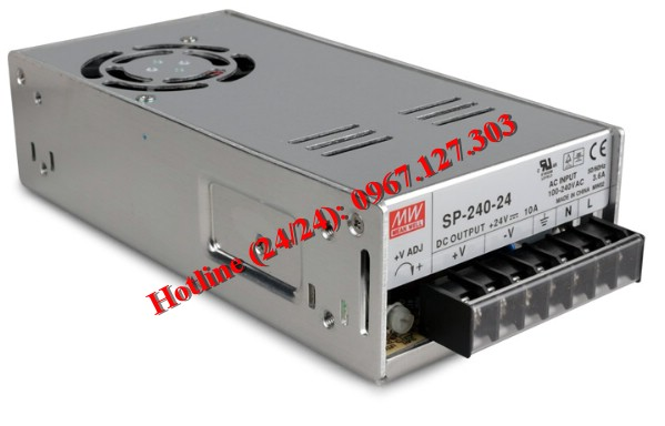 MEAN WELL SP-240-24 (24V/10A)