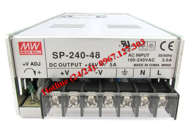 MEAN WELL SP-240-48 (48V/5A)
