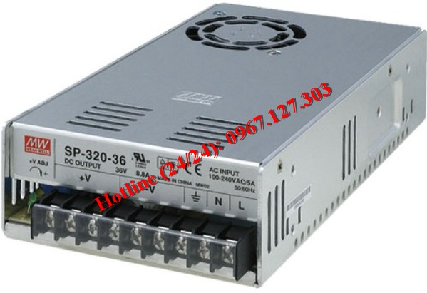 MEAN WELL SP-320-36 (36V/8.8A)