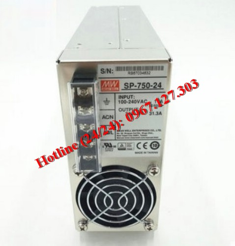 MEAN WELL SP-750-24 (24V/31.3A)