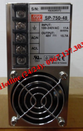 MEAN WELL SP-750-48 (48V/15.7A)