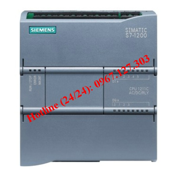 PLC Siemens SIMATIC S7-1200, 6ES7211-1BE40-0XB0