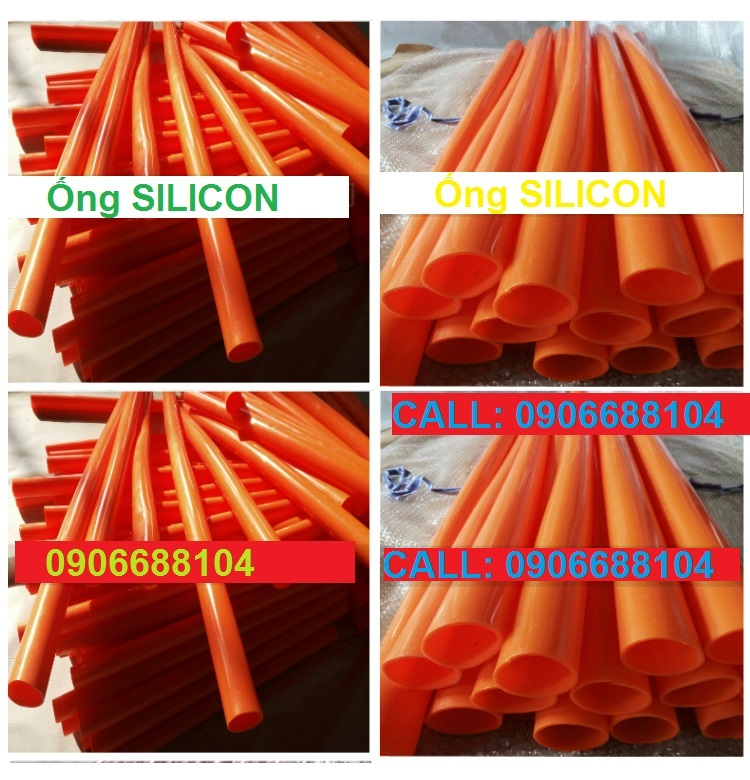 Ống SILICON các loại