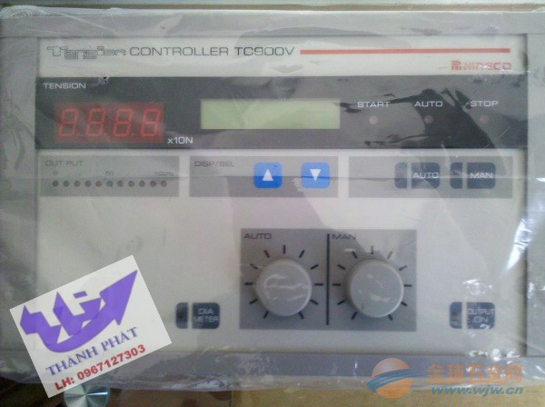 Tension COntroller TC900V NIRECO